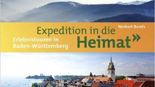 Buchcover: Expedition in die Heimat