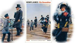HENRY JAMES: Die Gesandten ; ISBN: 978-3-446-24917-2