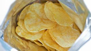 Chipspackung