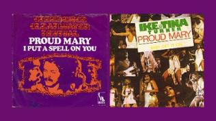 Cover: CCR/Ike & Tina Turner - Proud Mary
