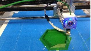 3D-Drucker im ZKM Karlsruhe
