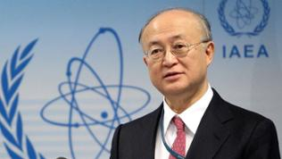 Yukiya Amano, new Director General of the International Atomic Energy Agency (IAEA)