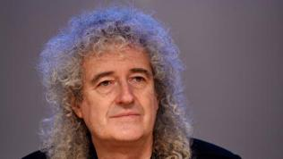 Brian May von Queen