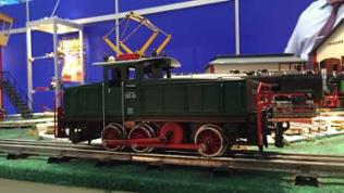 Firma Merkur aus der tschechischen Republik mit einer Neuheit, der  Baureihe 63 in der Spurweite 0.