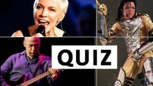 Hits und Stroys - Quiz