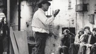 Joseph Beuys - Edinburgh.