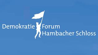 Logo Demokratieforum