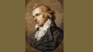 Portrait von Friedrich Schiller