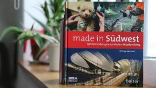 "Buchtitel  ""Made in Südwest"""