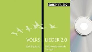 "Cover ""Volkslieder 2.0"""