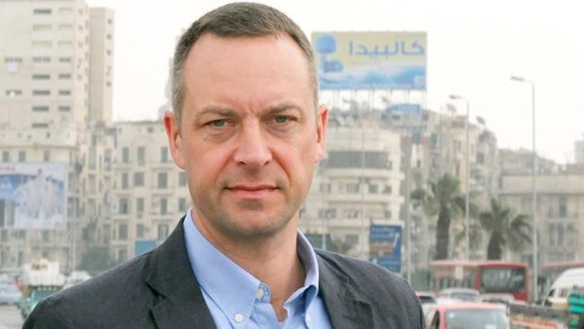 Volker Schwenck - Auslandskorrespondent für die ARD-Fernsehberichterstattung und Leiter des Auslandsstudios in Kairo.