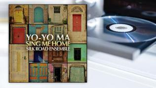 CD-Cover Yo-Yo Ma