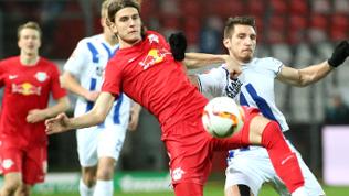 RB Leipzig - Karlsruher SC