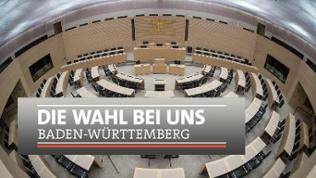 Plenarsaal Landtag