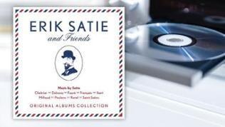 CD-Cover Satie