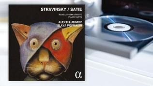 CD-Cover Lubimov