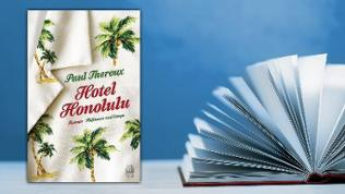 Buchcover - Paul Theroux: Hotel Honolulu