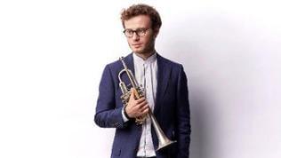 Simon Höfele, Trompeter
