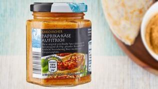 Paprika-Käse Aufstrich