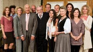 Die Fallers - Die SWR Schwarzwaldserie Familienfoto