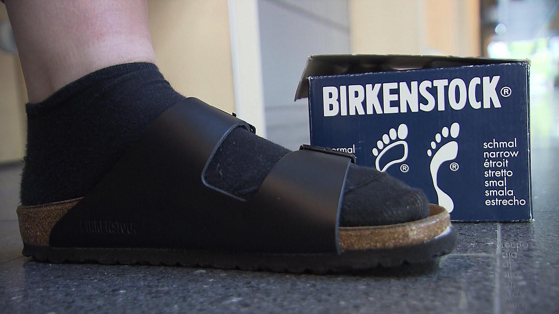 2b44aef545b86b Marktcheck checkt Birkenstock  Komfort auf Schritt und Tritt ...