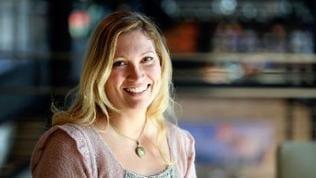 Pixar-Mitarbeiterin Tanja Kampfert