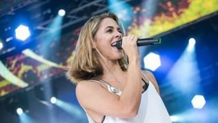 Vanessa Mai auf der Bühne