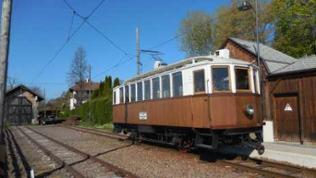 Rittnerbahn in Maria Himmelfahrt