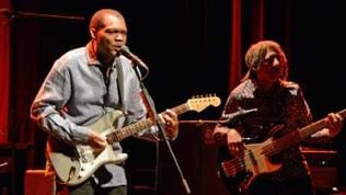 Robert Cray in Stuttgart