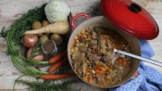 Irish Stew (Irischer Lammeintopf)