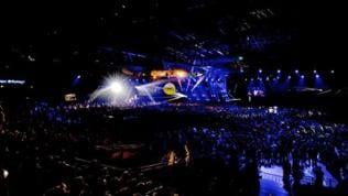 SWR1 Hitparade 2016 Finale in der Schleyerhalle