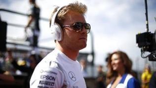 Nico Rosberg bleibt cool