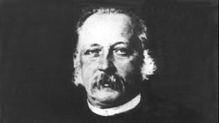 Portrait von Theodor Fontane.