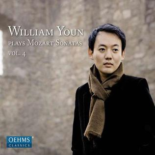 CD-Cover Mozart