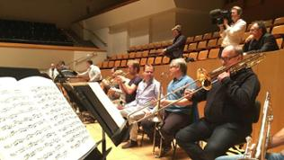 Spanien-Tour 2016 des SWR Symphonieorchesters - Tag4