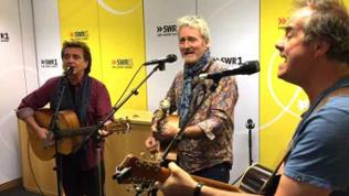 Frontm3n unplugged bei SWR1