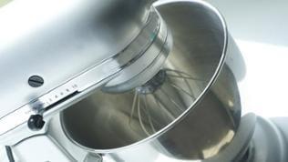 Eine Küchenmaschine
