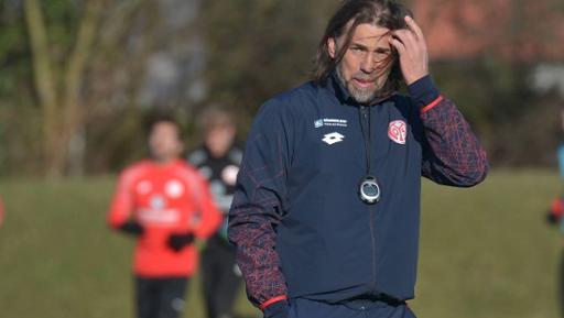 Mainz 05 Trainer Martin Schmidt