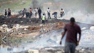 Oxfam Studie prangert wachsende globale Ungleichheit an