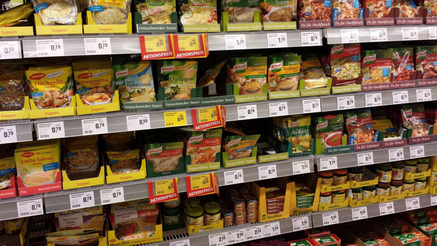 Convenience Food Kaufen