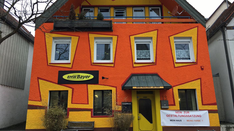 Haus Farbe | Swalif