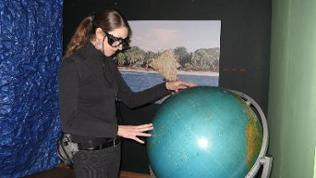 Mobiles Eye-Tracking im Linden-Museum