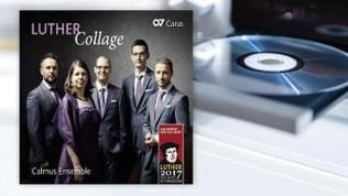 CD-Cover Luther Collage
