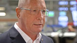 Uwe Hück, Betriebsratsvorsitzender von Porsche