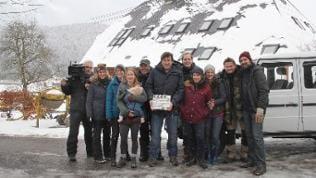 Team des neuen Tatort Schwarzwald des SWR