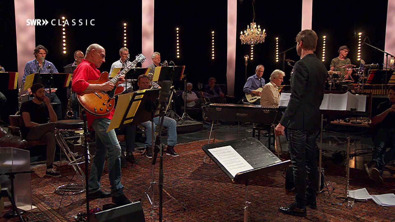 SWR Web Concerts Wohnzimmerkonzert Mit Larry Carlton