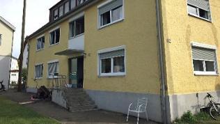 Wohnhaus, Flüchtlingsunterkunft