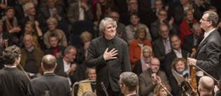Ingo Metzmacher und das SWR Symphonieorchester