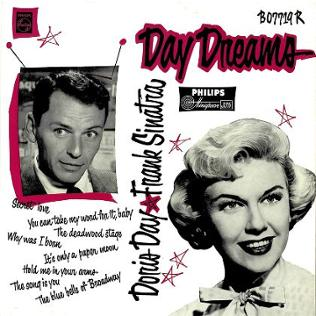 Plattencover Doris Day