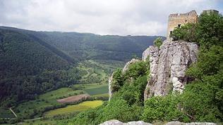 Das Filstal: Das Obere Filstal am Aufstieg zur schwäbischen Alb lebt vom Wasser